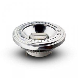 Żarówka LED V-TAC AR111 15W G53 12V 40st COB VT-1110 3000K 950lm