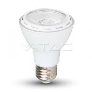 Żarówka LED V-TAC 8W PAR20 E27 VT-1208 6000K 450lm