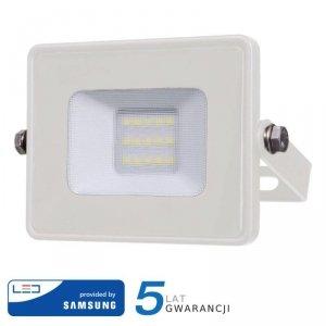 Projektor LED V-TAC 10W SAMSUNG CHIP Biały VT-10 3000K 800lm 5 Lat Gwarancji