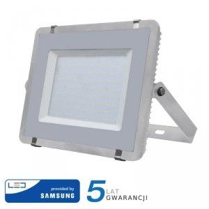 Projektor LED V-TAC 200W SAMSUNG CHIP Szary VT-200 4000K 16000lm 5 Lat Gwarancji