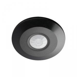 Czujnik Ruchu 360st Sufitowy Płaski Czarny V-TAC VT-8027