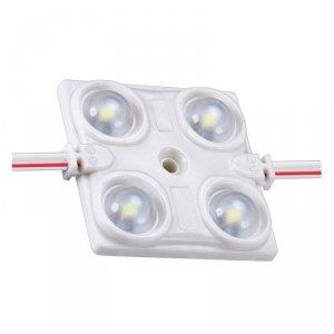 Moduł LED V-TAC 1.44W 4LED SMD2835 IP68 VT-28356 Niebieski 135lm