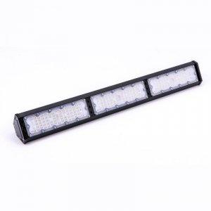 Oprawa LED V-TAC 150W LED Linear High Bay Czarna 100st VT-9159 6000K 13500lm 3 Lata Gwarancji