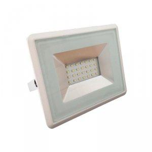 Projektor LED V-TAC 20W I-Series Biały VT-4021 3000K 1700lm
