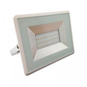 Projektor LED V-TAC 30W SMD E-Series Biały VT-4031 3000K 2550lm