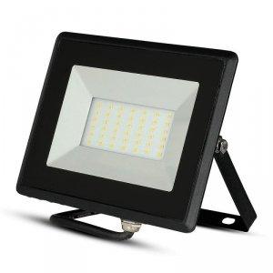Projektor LED V-TAC 50W SMD E-Series Czarny VT-4051 6500K 4250lm