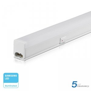Belka LED V-TAC SAMSUNG CHIP 7W 60cm z włącznikiem VT-065 3000K 630lm 5 Lat Gwarancji