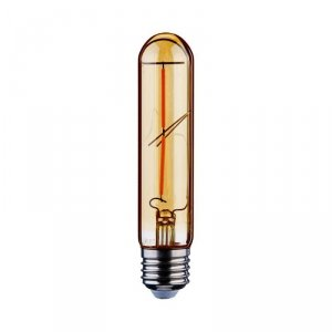 Żarówka LED V-TAC 2W T30 E27 Filament Bursztyn VT-2042 2200K 200lm