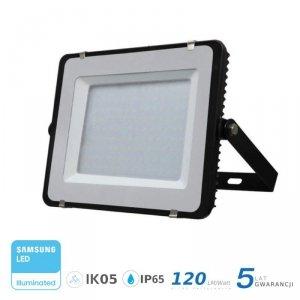 Projektor LED V-TAC 300W SAMSUNG CHIP SLIM Czarny 120lm/W VT-306 6400K 36000lm 5 Lat Gwarancji
