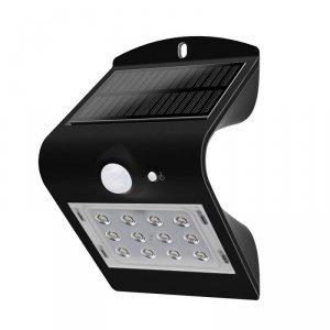 Projektor Solarny 1.5W LED + Czarny+Czarny V-TAC VT-767-2 4000K 220lm