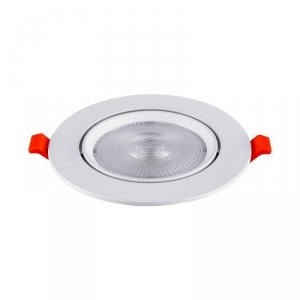 Oprawa V-TAC LED Downlight SAMSUNG CHIP 20W Ruchoma VT-2-20 6400K 1600lm 5 Lat Gwarancji