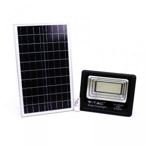 Projektor LED Solarny V-TAC 40W IP65 VT-200W 4000K 3100lm
