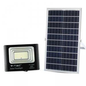 Projektor LED Solarny V-TAC 35W IP65 VT-100W 6000K 2450lm