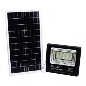 Projektor LED Solarny V-TAC 40W IP65 VT-200W 6000K 3100lm