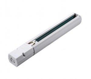 Szyna Szynoprzewód Track Light 1 Metr Biały 3 Fazowy (w komplecie złącze zasilające i zaślepka) V-TAC