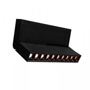 Oprawa Szynosystemu Magnetycznego V-TAC 20W 24V LED Czarna CRI90+ UGR19 VT-4220 4000K 1200lm 3 Lata Gwarancji