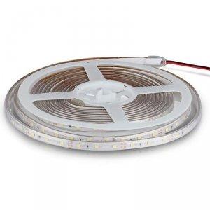 Taśma LED V-TAC SMD3528 300LED IP65 RĘKAW 3,6W/m VT-3528 6000K 400lm