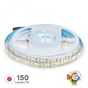 Taśma LED V-TAC SMD5730 600LED High Lumen CRI95+ IP20 18W/m VT-5730 4000K 3000lm