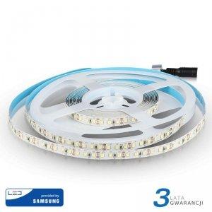 Taśma LED V-TAC SAMSUNG CHIP 2835 600LED 12V IP20 12W/m VT-5-120 4000K 1200lm 3 Lata Gwarancji