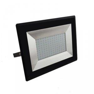 Projektor LED V-TAC 100W LED SMD E-Series Czarny VT-40101 3000K 8500lm