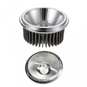 Żarówka LED V-TAC 20W G53 AR111 Wymienny reflektor 40st/20st VT-1121 6400K 1800lm
