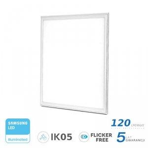 Panel LED V-TAC 29W SAMSUNG CHIP 600x600 120lm/W VT-629 6400K 3480lm 5 Lat Gwarancji