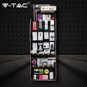 Ekspozytor Regał V-TAC Audio Video GSM zestaw startowy