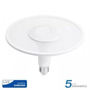 Żarówka LED V-TAC SAMSUNG CHIP 18W UFO fi220 VT-2318 6400K 920lm 5 Lat Gwarancji