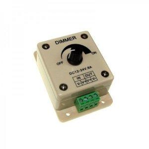 Ściemniacz manualny do LED 8A