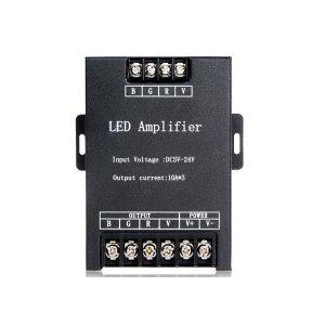 Wzmacniacz sygnału LED RGB 30A