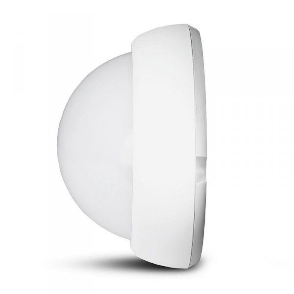 Plafon 12W LED V-TAC Owal Biały IP54 VT-8010 4000K 840lm