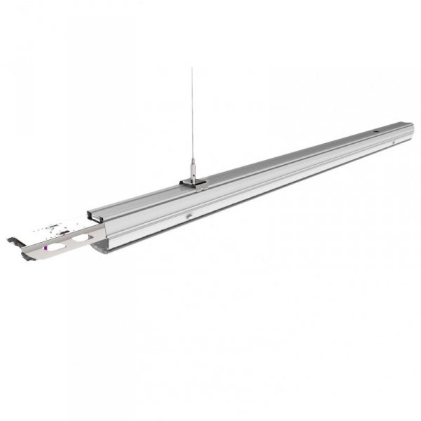 Linia Świetlna Kompletna V-TAC 50W LED 90st VT-4551D 4000K 8000lm 5 Lat Gwarancji