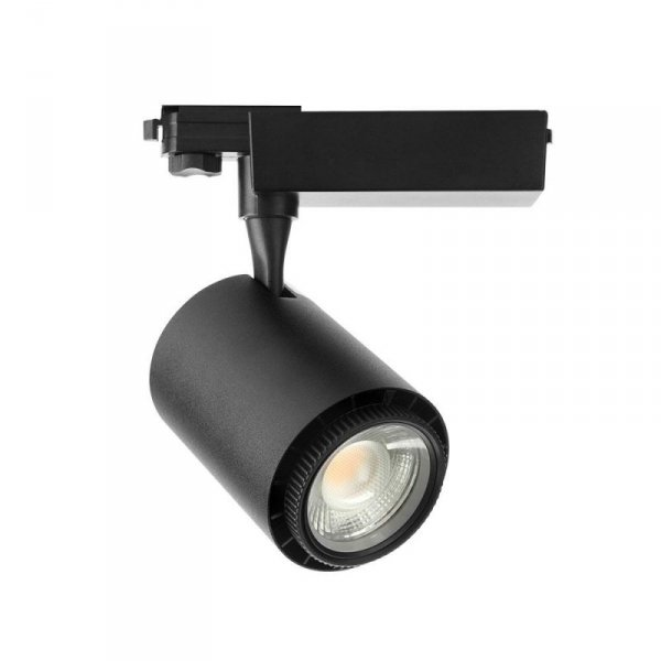 Oprawa Track Light LED V-TAC 35W COB Czarny CCT 3600lm VT-4745 2800K/4000K/6000K 1450lm 5 Lat Gwarancji
