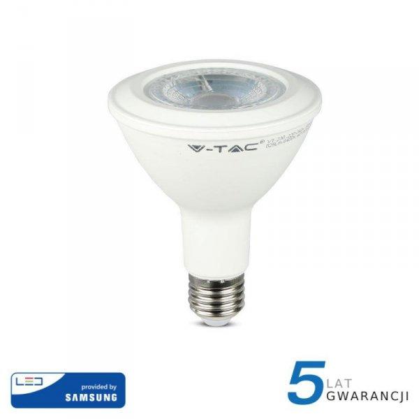 Żarówka LED V-TAC SAMSUNG CHIP 11W E27 PAR30 VT-230 4000K 825lm 5 Lat Gwarancji