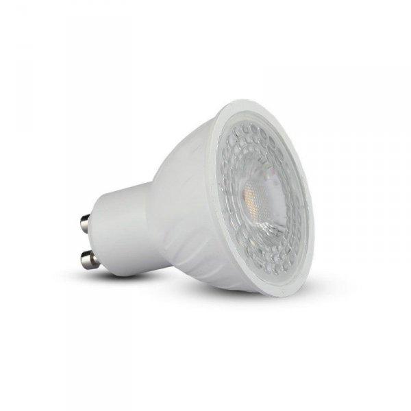 Żarówka LED V-TAC SAMSUNG CHIP 6.5W GU10 38st D VT-227 4000K 480lm 5 Lat Gwarancji