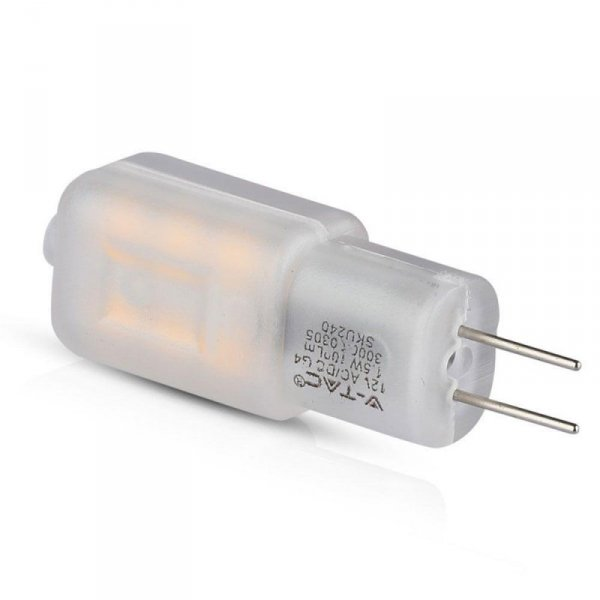 Żarówka LED V-TAC SAMSUNG CHIP 1.5W G4 VT-201 4000K 100lm 5 Lat Gwarancji