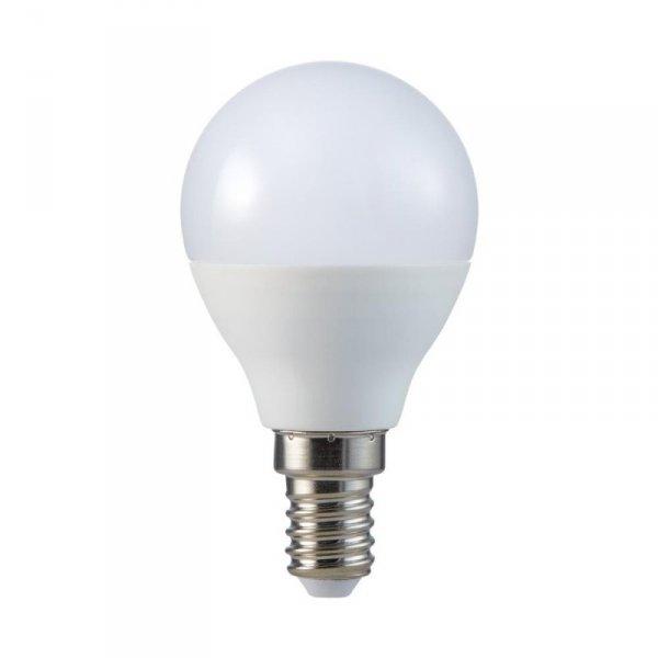 Żarówka LED V-TAC 5.5W E14 Kulka P45 (Opak. 6szt) VT-2266 6400K 470lm