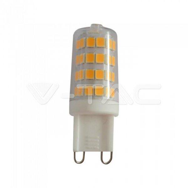 Żarówka LED V-TAC 3W G9 (Opak. 6szt) VT-2243 6400K 300lm