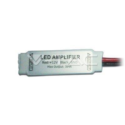 Sterownik Taśm LED Mini RGB 5050 3x4A V-TAC