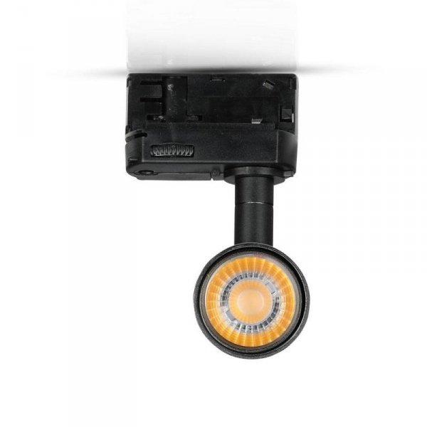 Oprawa 15W LED V-TAC Track Light SAMSUNG CHIP CRI90+ Czarna VT-415 3000K 1200lm 5 Lat Gwarancji