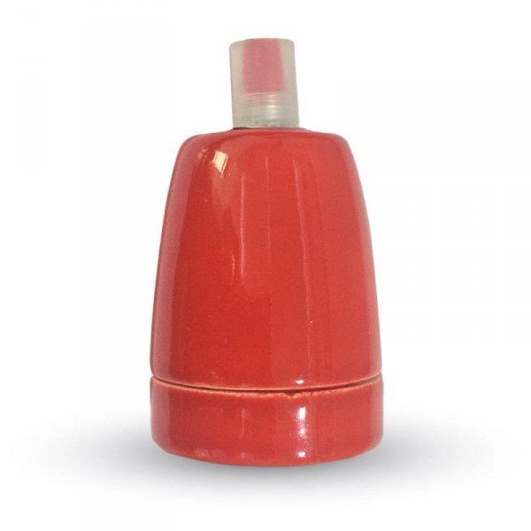 Oprawka Porcelanowa Czerwona V-TAC VT-799 5 Lat Gwarancji