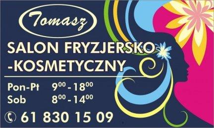 Szyld reklamowy 80 cm x 48 cm