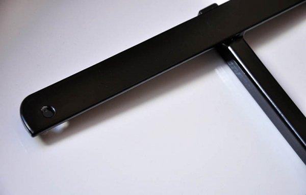 Zestaw tablica 30cm x 40cm ze słupkiem 120cm