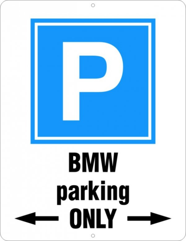 Parking only
