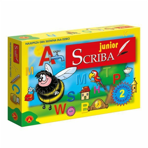 Gra Scriba Junior