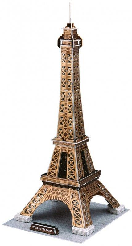 Puzzle 3D Wieża Eiffel'a