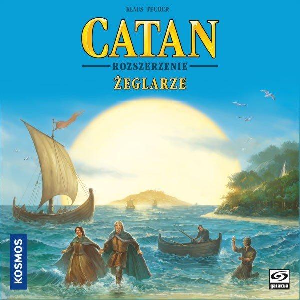 Gra Catan - Żeglarze