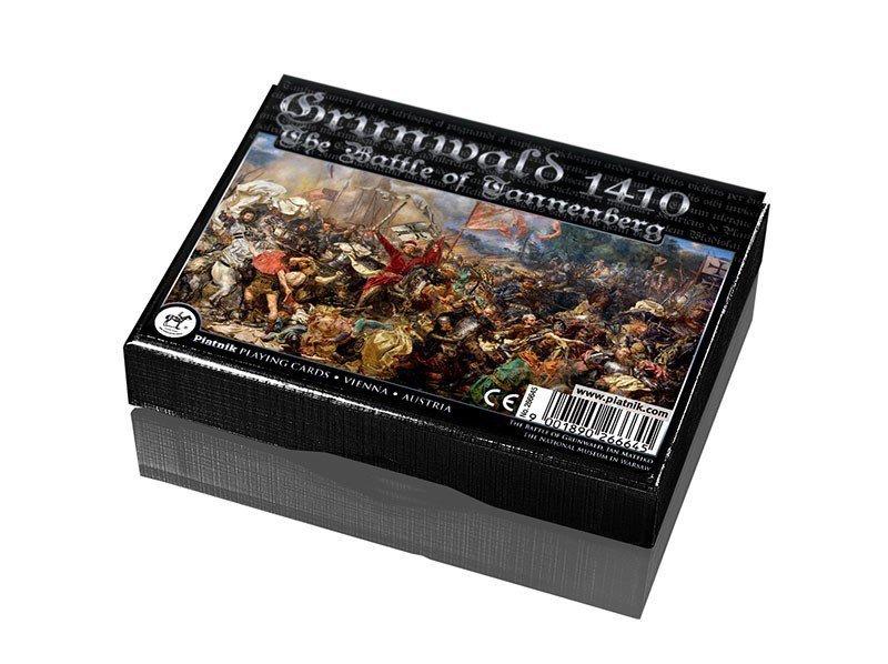 Karty Grunwald 1410 2 talie