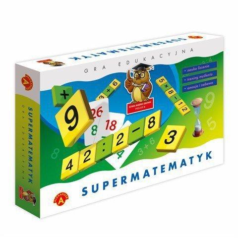 Gra Super Matematyk