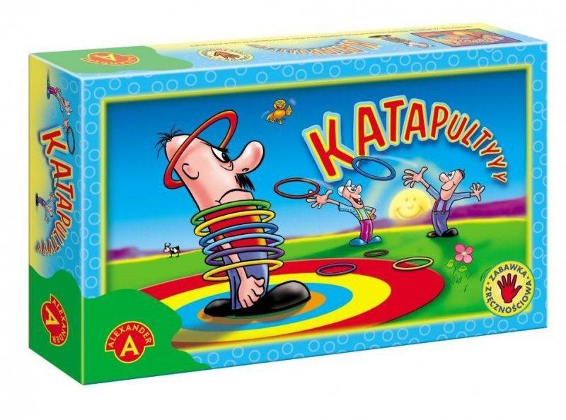Gra Katapulty